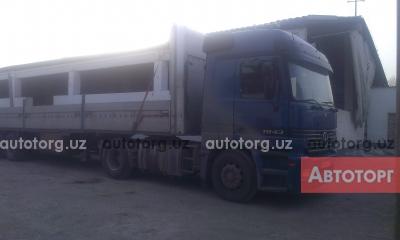 Спецтехника Mercedes-Benz Actros в Ташкент
