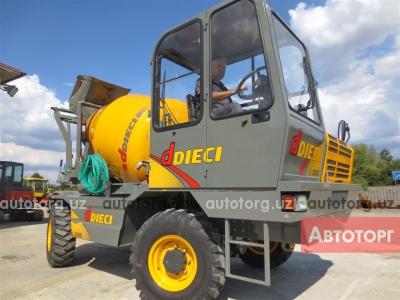 Спецтехника автобетоносмеситель Dieci L3500 2015 года за 71 000 $ в городе Бухара