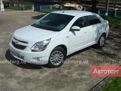 Автомобиль Chevrolet Cobalt 2013 года за 8300 $ в Ташкенте