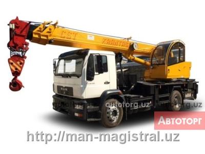 Спецтехника MAN Автокран MAN CLA 18.280 4x2 BB в Ташкент