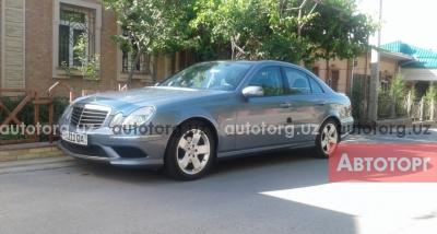 Автомобиль Mercedes-Benz E 240 2002 года за 17000 $ в Ташкенте