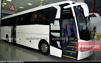 Спецтехника автобус междугородный DAF Temsa Safir (Евро 4) 2015 года в городе Ташкент