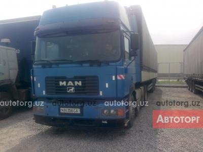Продажа тягач MAN 2001 года за 15 000 $ в городе Нукус, Купить тягач MAN в Нукус.