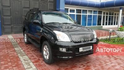 Автомобиль Toyota Land Cruiser Prado 120 2006 года за 30500 $ в Ташкенте