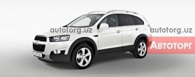 Автомобиль Chevrolet Captiva 2012 года за 17000 $ в Ташкенте