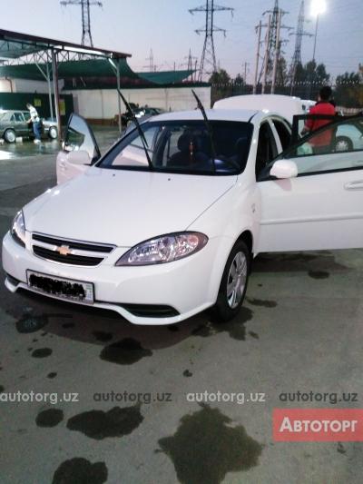 Автомобиль Chevrolet Lacetti 2015 года за 109000000 $ в Ташкенте