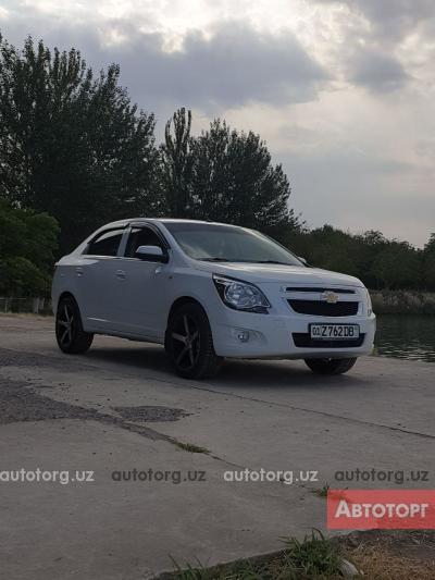 Автомобиль Chevrolet Cobalt 2019 года за 13000 $ в Ташкенте