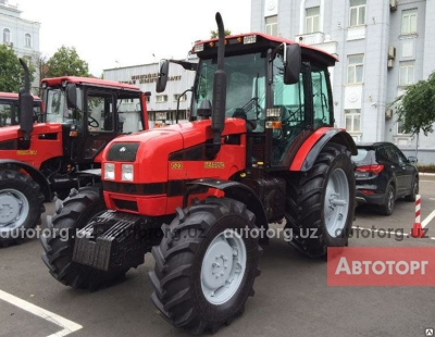 Спецтехника трактор Беларус МТЗ 1523 2018 года за 460 000 000 сум в городе Ташкент