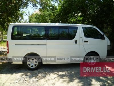 Спецтехника автобус туристский Toyota Hi Ace 2007 года за 32 000 $ в городе Ташкент