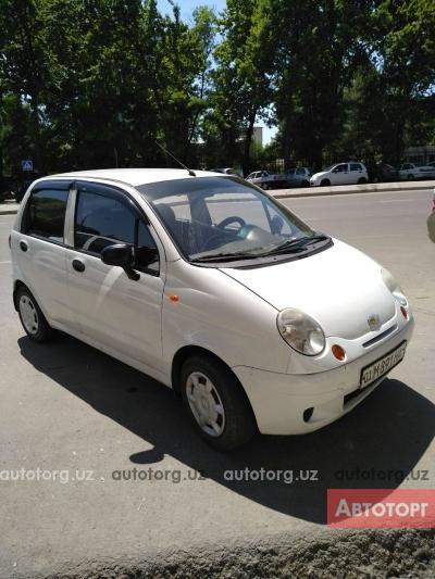 Автомобиль Daewoo Matiz 2011 года за 3800 $ в Ташкенте