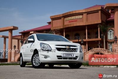 Автомобиль Chevrolet Cobalt 2014 года за 9600 $ в Ташкенте