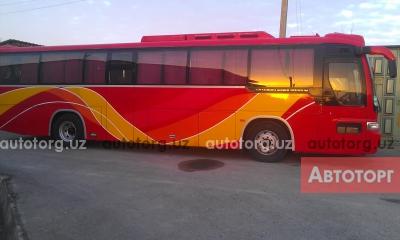Спецтехника автобус туристский Kia Kia gramberg 2006 года за 35 000 $ в городе Бухара