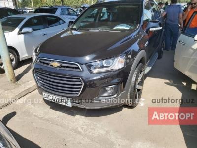 Автомобиль Chevrolet Captiva 2017 года за 27000 $ в Ташкенте