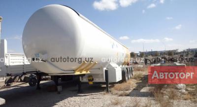 Спецтехника газовоз DMI Dereli Hüseyin 2016 года за 39 700 $ в городе Ургенч