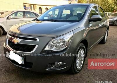 Автомобиль Chevrolet Cobalt 2015 года за 11200 $ в Ташкенте