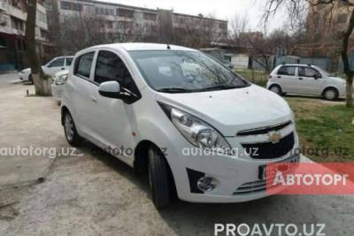 Автомобиль Chevrolet Spark 2012 года за 6000 $ в Ташкенте