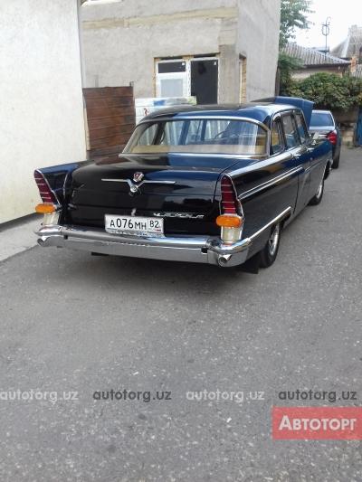 Автомобиль ГАЗ 14 1961 года за 250000 $ в другой