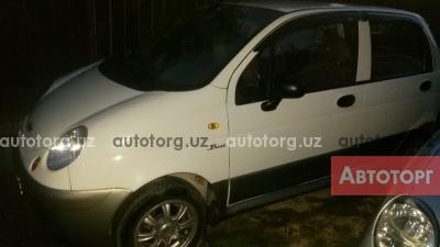 Автомобиль Chevrolet Matiz 2011 года за 5100 $ в Янгиюль
