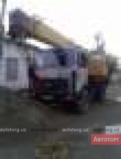 Продажа автокран МАЗ 2001 года за 27 000 $ в городе Бухара