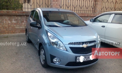 Автомобиль Chevrolet Spark 2015 года за 6300 $ в Ташкенте