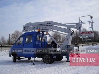 Спецтехника автовышка ГАЗ Автогидроподъемник 2019 года за 1 $ в городе Ташкент