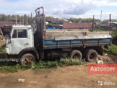 Спецтехника КамАЗ 5320 в Челябинск