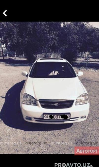 Автомобиль Chevrolet Lacetti 2010 года за 7500 $ в Ташкенте