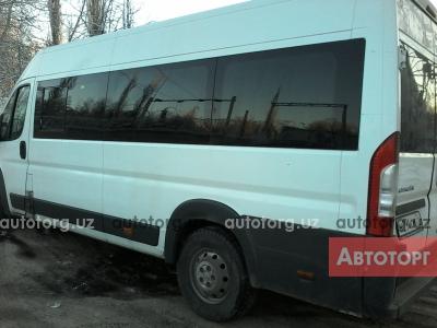 Спецтехника автобус городской Peugeot Джампер 2011 года за 12 000 $ в городе Алимкент