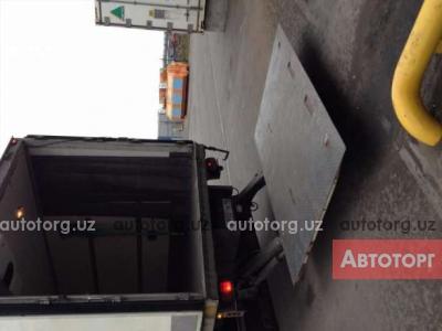 Спецтехника Mercedes-Benz Atego в Турткуль