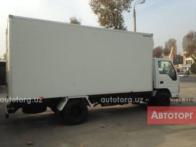 Продажа рефрижератор Isuzu 2008 года за 160 000 000 сум в городе Ташкент, Купить рефрижератор Isuzu в Ташкент.