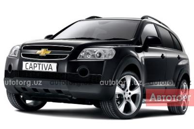 Автомобиль Chevrolet Captiva 2014 года за 21000 $ в Ташкенте