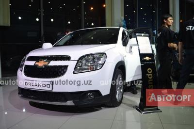 Автомобиль Chevrolet Orlando 2015 года за 17000 $ в Ташкенте