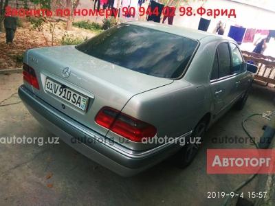Автомобиль Mercedes-Benz E 220 1996 года за 11500 $ в Ташкенте