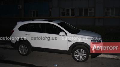 Автомобиль Chevrolet Captiva 2013 года за 21500 $ в Ташкенте