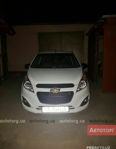 Автомобиль Chevrolet Spark 2016 года за 7000 $ в Ташкенте