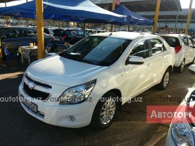 Автомобиль Daewoo Cobalt 2014 года за 9500 $ в Ташкенте
