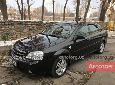Автомобиль Chevrolet Lacetti 2011 года за 8300 $ в Ташкенте