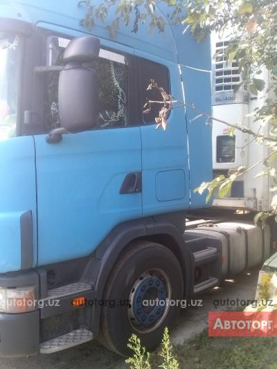 Спецтехника Scania Scania 124L 420KM в Ташкент
