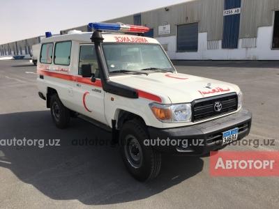 Автомобиль Toyota Land Cruiser 70 2018 года за 36000 $ в Ташкенте