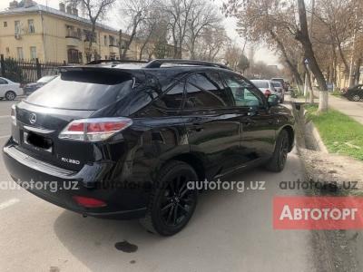 Автомобиль Lexus RX 350 2013 года за 32500 $ в Ташкенте