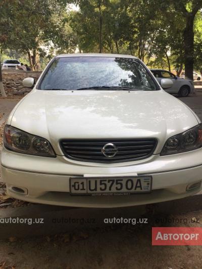 Автомобиль Nissan Maxima 2007 года за 13000 $ в Ташкенте