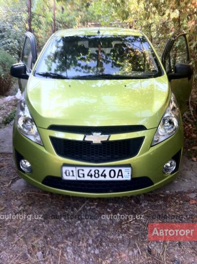 Автомобиль Chevrolet Spark 2012 года за 5100 $ в Ташкенте