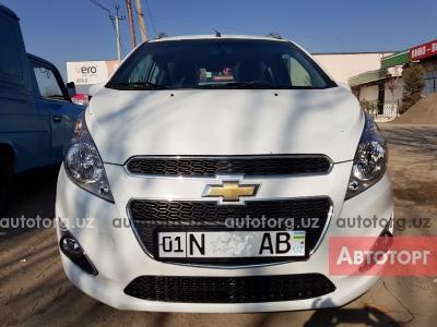 Автомобиль Chevrolet Spark 2017 года за 8400 $ в Ташкенте