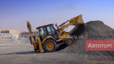 Спецтехника экскаватор Caterpillar Cat 426F2 2020 года за 860 000 000 сум в городе Ташкент