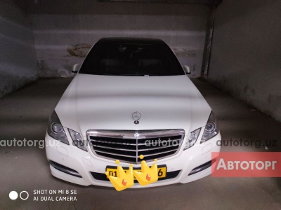 Автомобиль Mercedes-Benz E 300 2012 года за 40000 $ в Ташкенте
