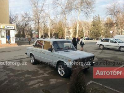 Автомобиль ВАЗ 2106 1988 года за 2400 $ в Самарканде