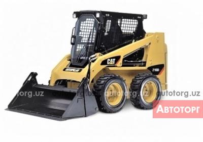 Спецтехника погрузчик Caterpillar Cat 216 B3 2021 года за 38 000 $ в городе Ташкент