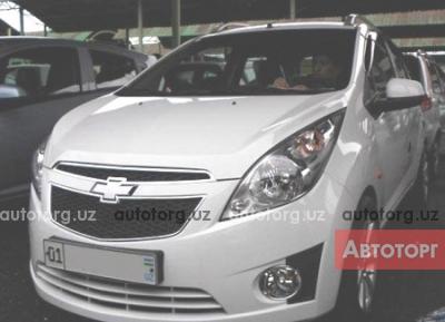 Автомобиль Chevrolet Spark 2015 года за 6200 $ в Ташкенте