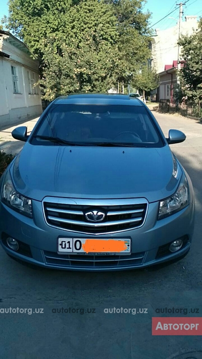 Автомобиль Chevrolet Cruze 2009 года за 1100 $ в Ташкенте