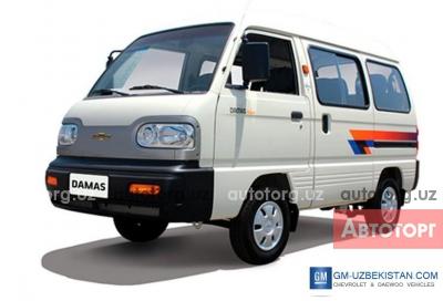 обслуживание на авто Damas... в городе Ташкент